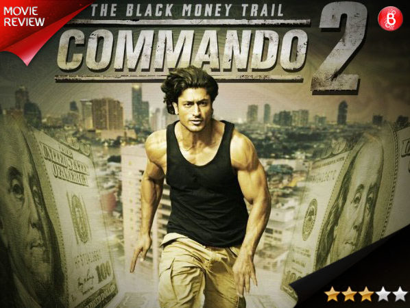 'Commando 2' movie review: The film shines on its action quotient and powerful performances