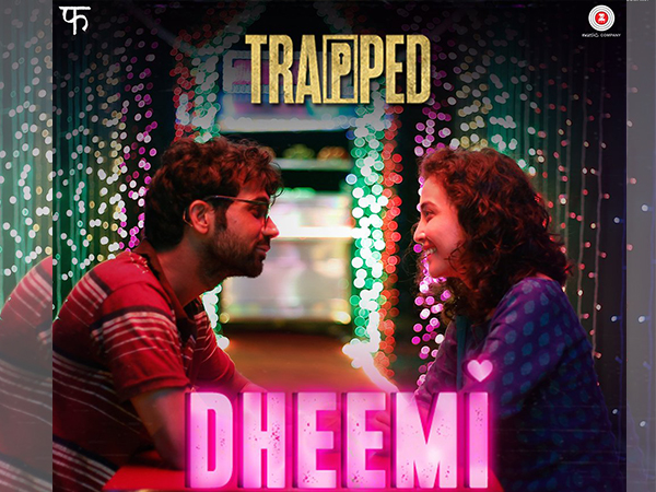 'Dheemi' from Raj Kummar Rao and Geetanjali Thapa's 'Trapped' is soulful, real and lovable