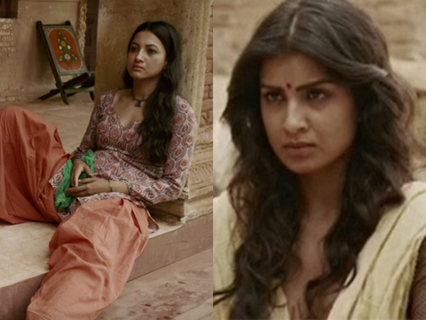 'Begum Jaan' teasers: Gauahar Khan and Pallavi Sharda are quite impressive