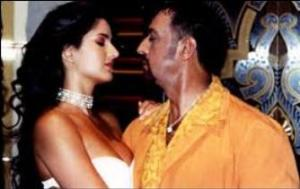 How the scene was pulled off by Katrina Kaif?