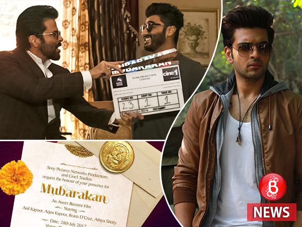 Karan Kundrra bags a meaty role in Anil Kapoor-Arjun Kapoor starrer 'Mubarakan'