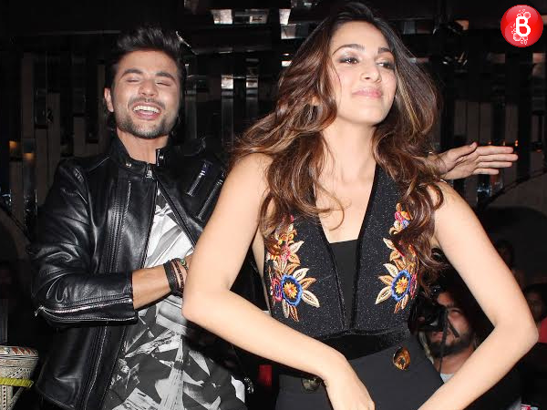 Mustafa and Kiara Advani groove, hum and promote 'Machine' in Delhi. VIEW PICS