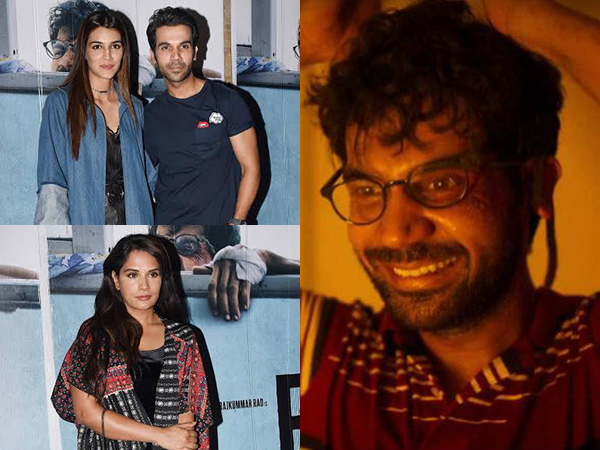 Raj Kummar Rao's 'Trapped' receives a thumbs up from Kriti Sanon, Richa Chadha and other celebs
