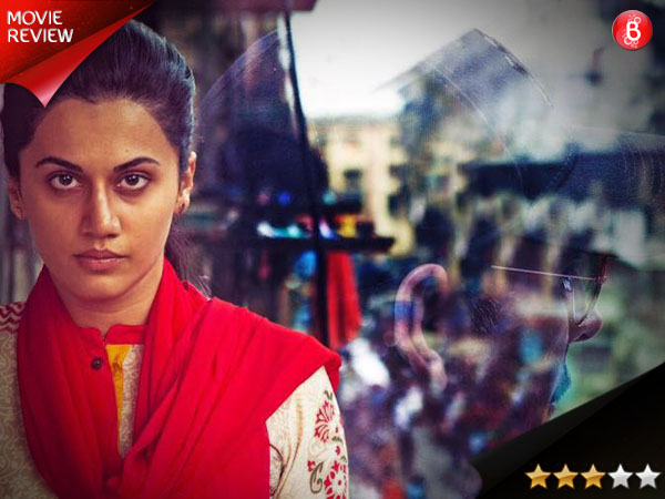'Naam Shabana' movie review: A fierce Taapsee Pannu on a sturdy backdrop shines throughout
