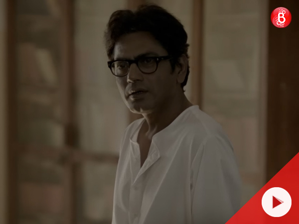 With mastery and conviction, Nawazuddin Siddiqui brings Manto alive in this short film