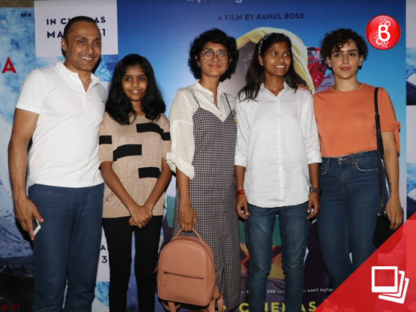 PICS: Kiran Rao, Aditya Roy Kapur, Dia Mirza and many celebs attend special screening of 'Poorna'