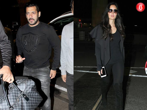 'Tiger Zinda Hai': Salman Khan and Katrina Kaif make way to Austria for shooting