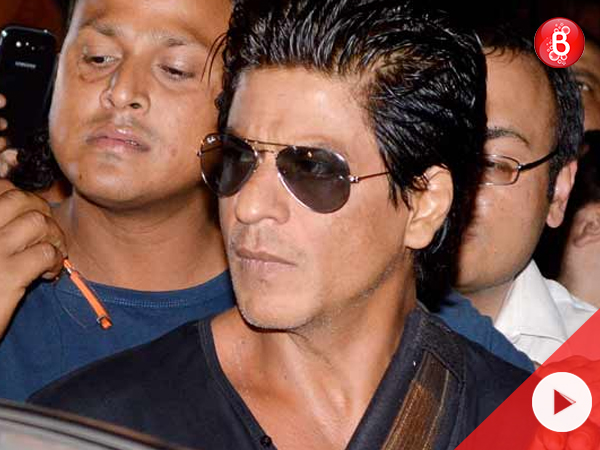 WATCH: Shah Rukh Khan reveals an unknown trick to get his interview