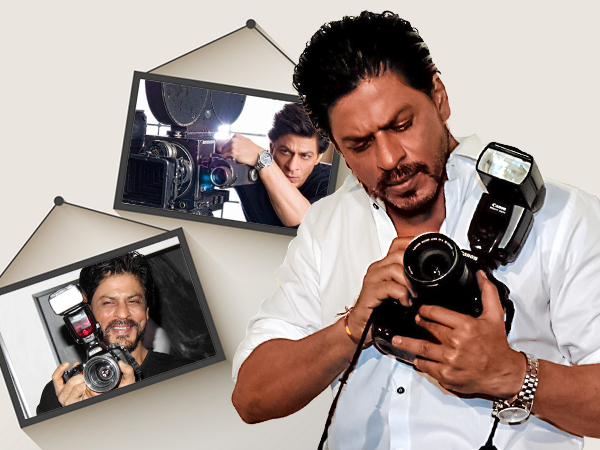 Shah Rukh Khan's passion for photography is evident and here's proof!