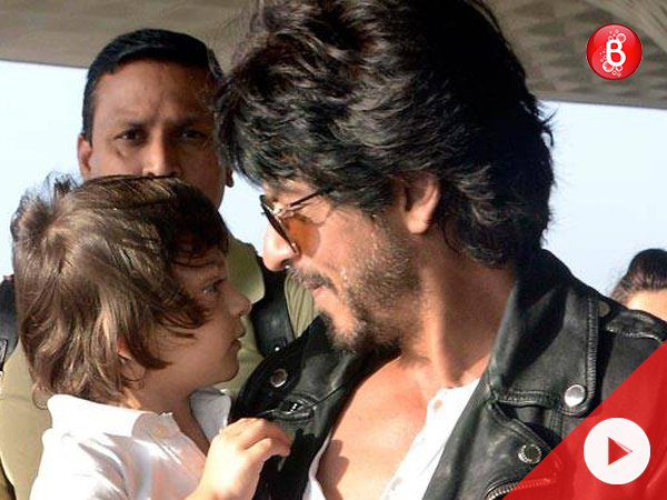 AbRam was rushed to hospital soon after his birth, reveals Shah Rukh Khan
