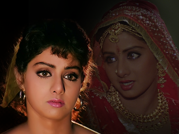 Did you know? Sridevi shot for a comedy scene in 'Lamhe', right after her father's death