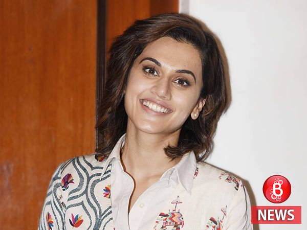 Here is the character Taapsee Pannu is dying to play on screen