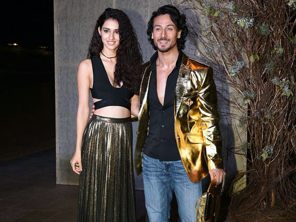 What! Disha Patani receives home cooked food dabbas from Tiger Shroff's house?
