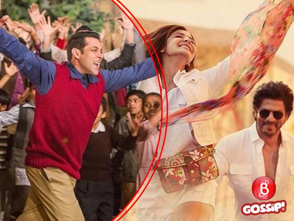 Has Salman Khan's 'Tubelight' broken the record of Shah Rukh Khan's 'The Ring'?