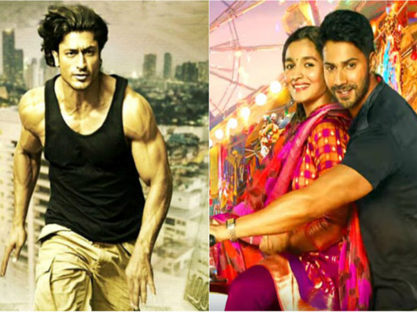 Box office update: 'Badrinath Ki Dulhania' good first week and 'Commando 2' flop second week
