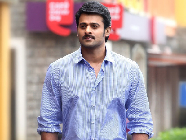 Prabhas to donate his clothes post the release of 'Baahubali: The Conclusion'