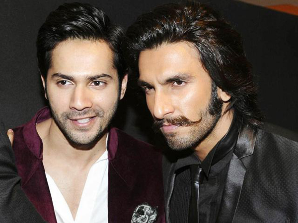 Haha! Varun Dhawan says Ranveer Singh would settle down first and the reason is funny