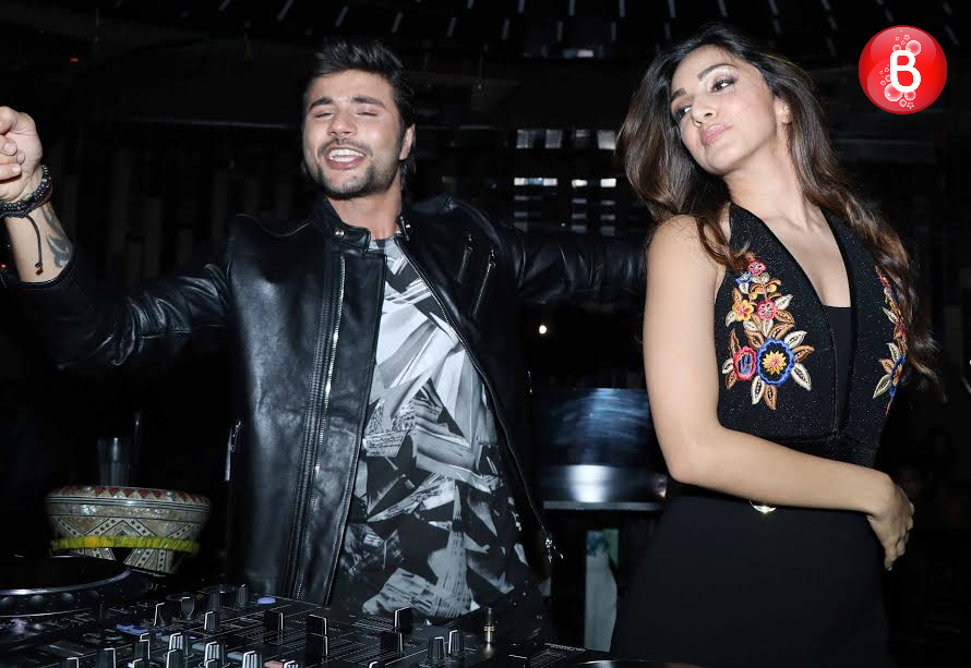 Mustafa and Kiara Advani