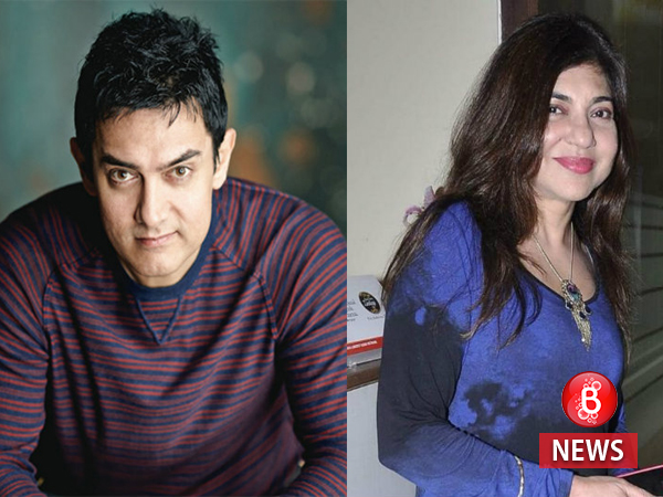 Did you know that Alka Yagnik once threw Aamir Khan out of a recording studio?