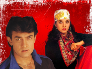 Divya Bharti's statements about Aamir Khan
