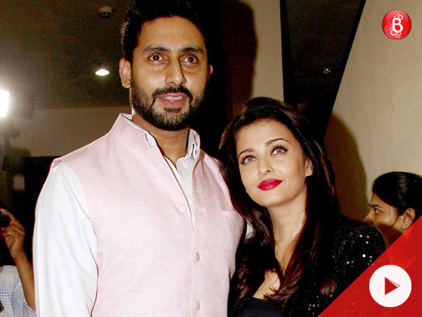 Abhishek Bachchan and Aishwarya Rai Bachchan 10th wedding anniversary