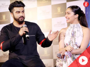 Watch: Arjun Kapoor and Shraddha Kapoor reveal their idea of the term 'Half Girlfriend'