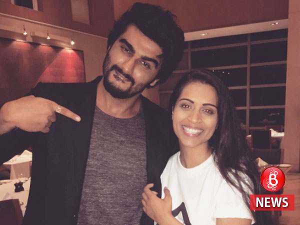 Woohoo! YouTube sensation Superwoman wants to roast Arjun Kapoor on her channel