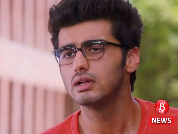 Did you know about Arjun Kapoor's real life 'Half Girlfriend'?