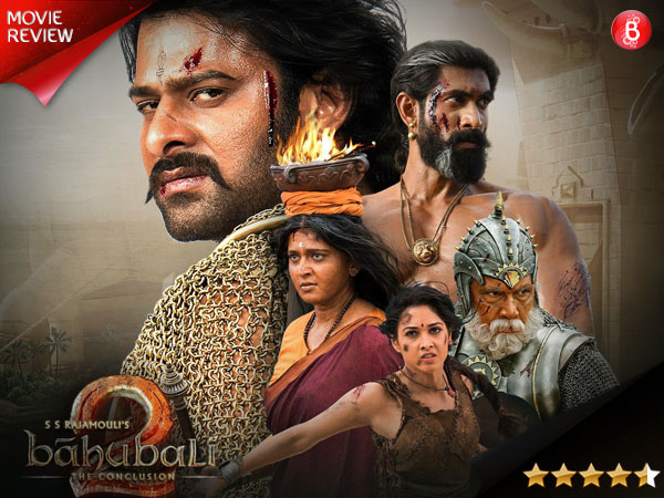 'Baahubali 2 - The Conclusion' movie review: This extravagant epic saga is no less than a treat