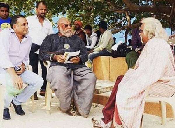 Straight from 'Baahubali 2' sets