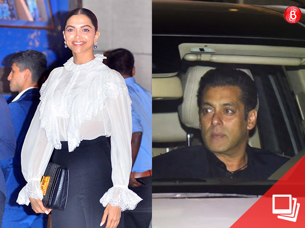 Salman Khan, Deepika Padukone and many more celebs attend Mukesh Ambani's house party