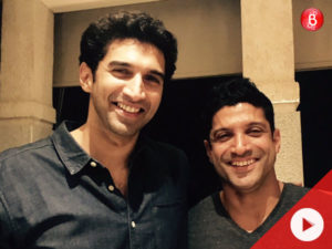 Watch: Farhan Akhtar reacts to the reports of his tiff with Aditya Roy Kapur