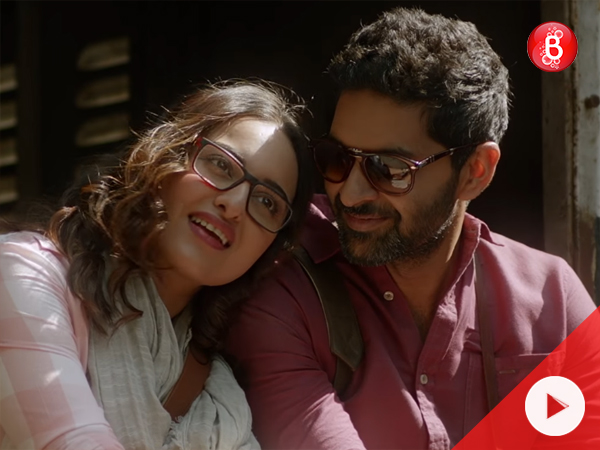 Sonakshi Sinha's romance with Purab Kohli is sweetly captured in 'Jise Kehte Pyaar Hai' song from 'Noor'