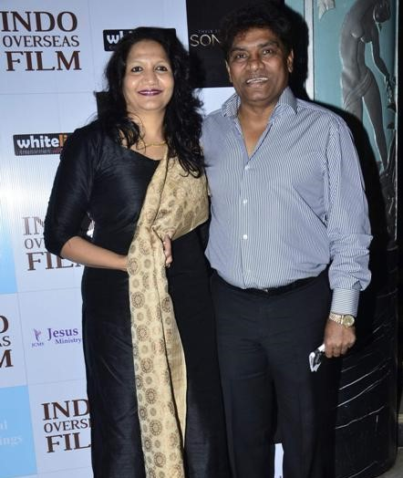 Johnny Lever, Sujatha Lever