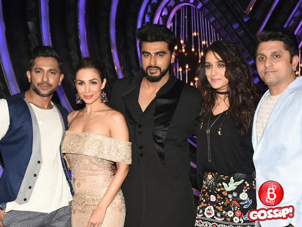 Malaika Arora Khan and Arjun Kapoor avoided each other on the sets of 'Nach Baliye 8'?