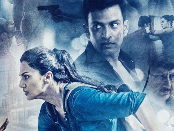 Taapsee Pannu-starrer 'Naam Shabana' has a decent day one
