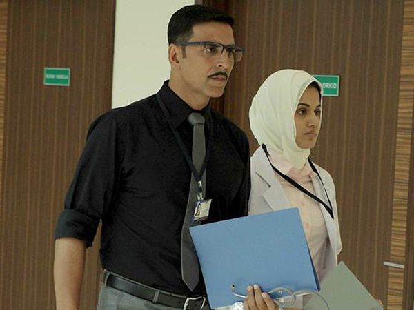 Taapsee Pannu and Akshay Kumar-starrer 'Naam Shabana' shows good growth on day two