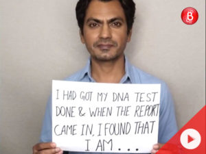 Watch: Nawazuddin Siddiqui undergoes a DNA test and it is quite a revelation
