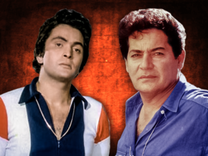 Rishi Kapoor and Salim Khan