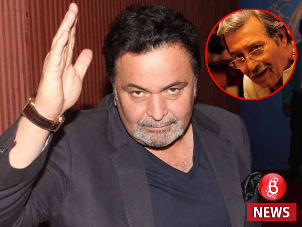 Rishi Kapoor is annoyed as stars of this generation didn't attend Vinod Khanna's funeral