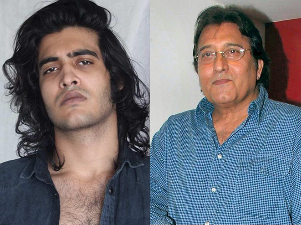 Son of Vinod Khanna and his second wife
