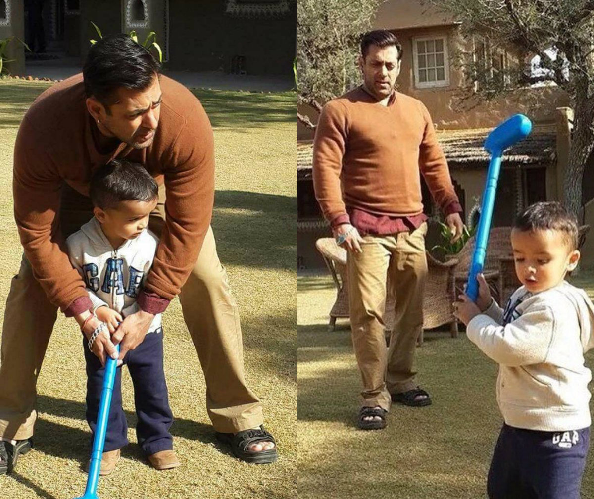 Salman Khan and his tryst with kids!