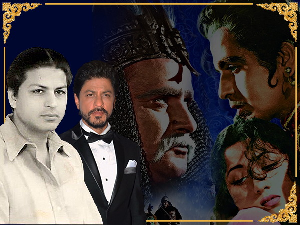Did you know? Shah Rukh Khan's father was sacked from 'Mughal-e-Azam' after a day's work
