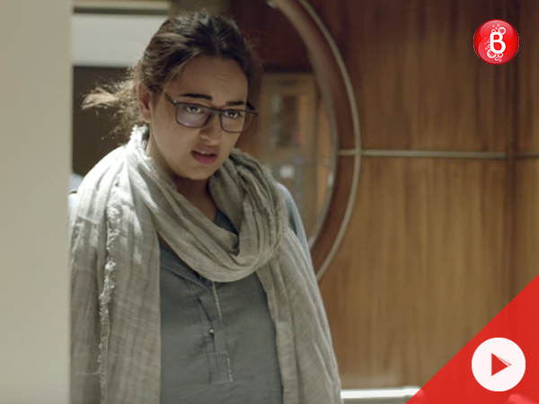 Watch: You will empathise with Sonakshi Sinha aka Noor in the song 'Hai Zaroori'