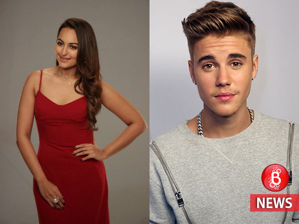 Sonakshi Sinha to perform with Justin Bieber; Kailash Kher not happy! Here's why