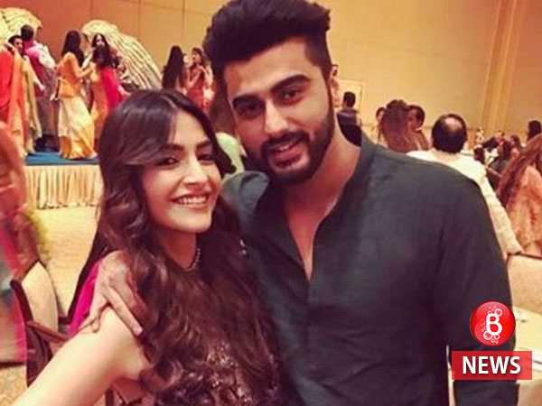 Sonam Kapoor promotes 'Half Girlfriend' with this throwback picture of Arjun Kapoor