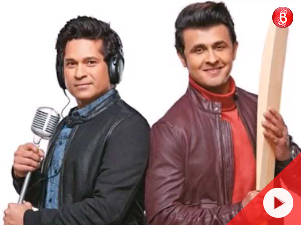 Sachin and Sonu's energetic 'Cricket Wali Beat' is a token of love for cricket devotees