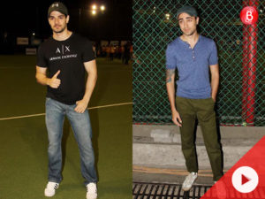 WATCH: Sooraj Pancholi and Imran Khan attend the final match of Tony Premier League