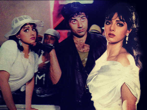 'Na Jaane Kahan Se Aayi Hai': When even fever could not curtail Sridevi's passion