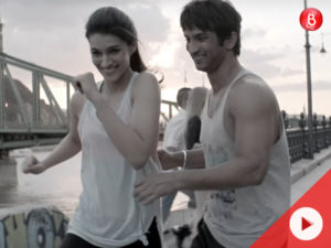 Sushant Singh Rajput and Kriti Sanon's happy separation moments in 'Ik Vaari Aa' is worth a watch